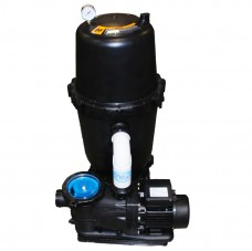 DE Cartridge Filter System