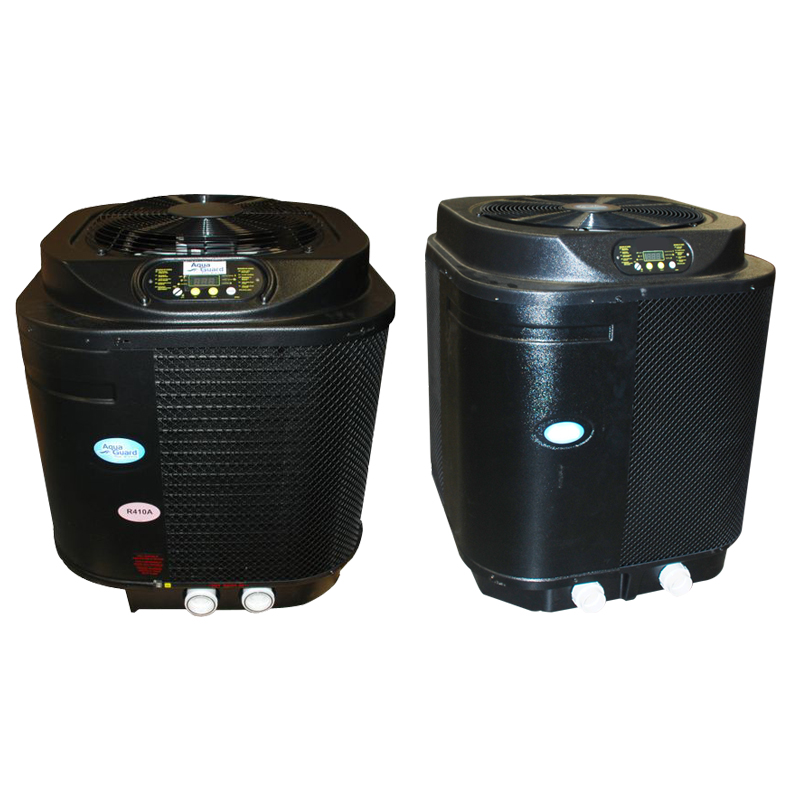 Heat Pumps For In Ground Pools Aquaguard Pool Products