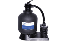 Above Ground Sand Filter System